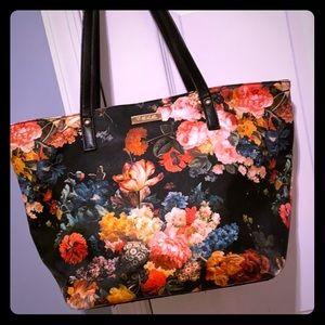 Large BeBe floral purse